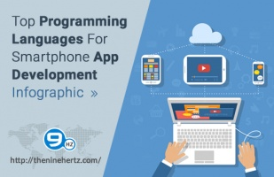 Top Programming Languages For Smartphone App Development (Infographic)