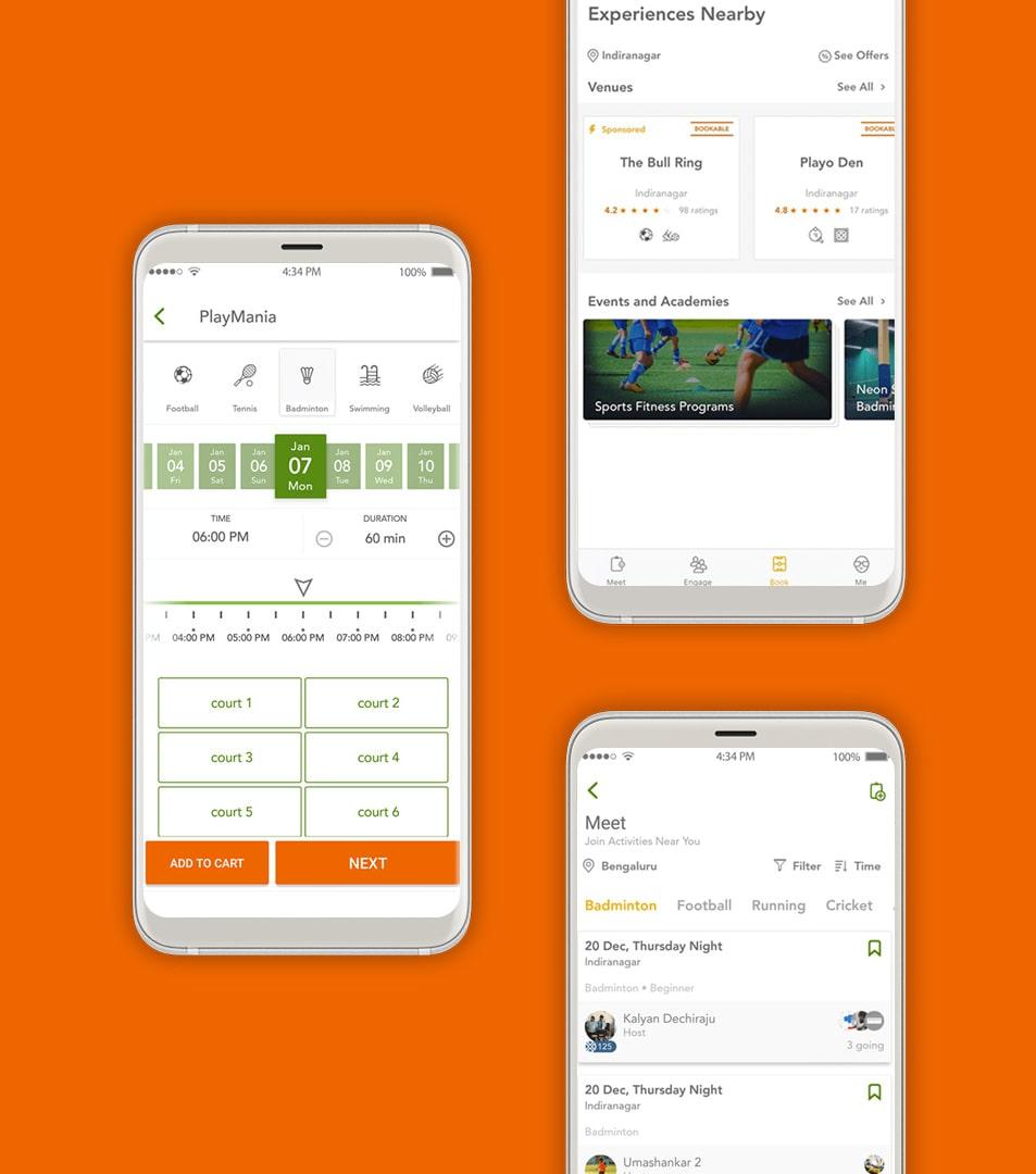 Playo App