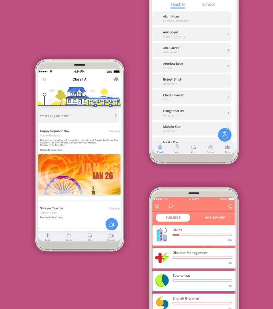 iKen App