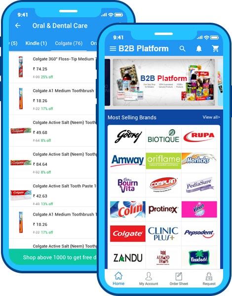 Online B2B Platform