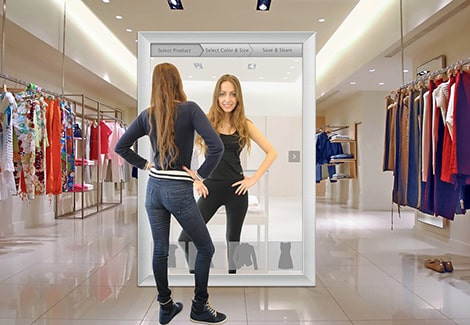 Virtual Try-on Clothes Solution