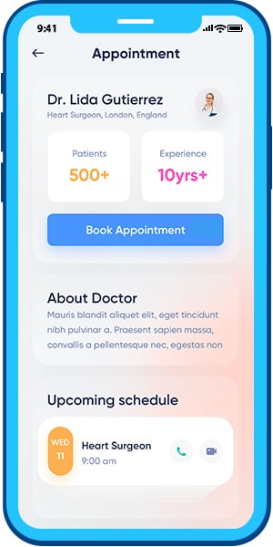 Healthcare App And Software Service Provider  Solutions