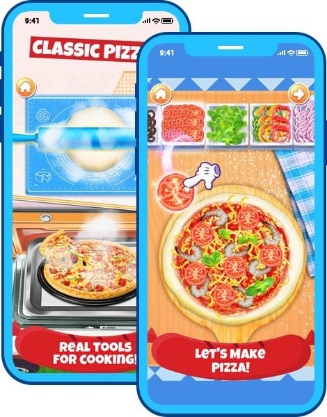 Pizza Maker App Challenges