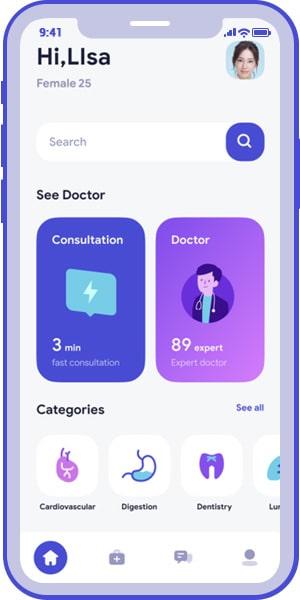 Techonologies Healthcare Software Development