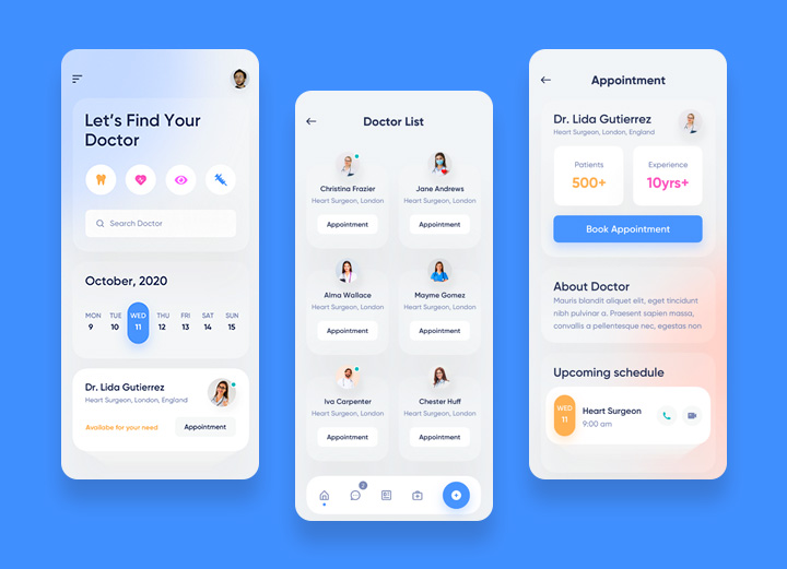 Doctor Appointment Booking Solution