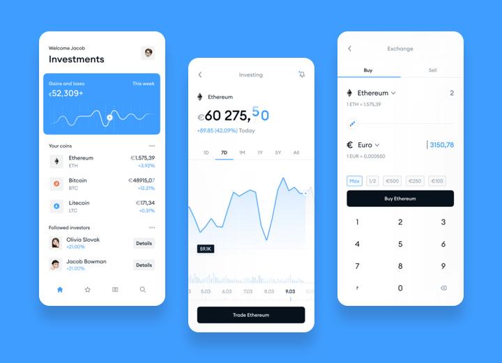 Online Stock Trading App