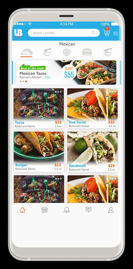 Lunchbx Screen 3