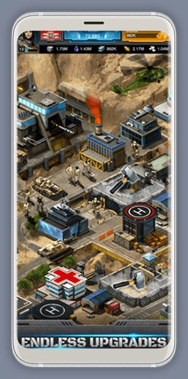 Mobile Strike Screen 4