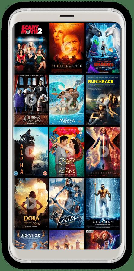 Super Media Player Screen 2