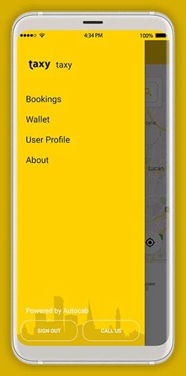 Taxy Screen 4
