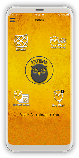 Tvam Jyotish Screen 4