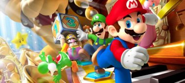 Launch of Super Mario App's is Influence on the Video Game Territory?