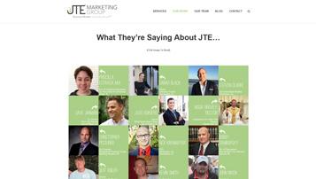 jte lead generation mobile app