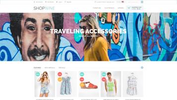 shopnine fashion application
