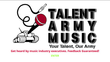 talent army music web application