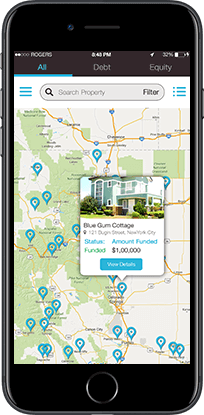mortgage investment app