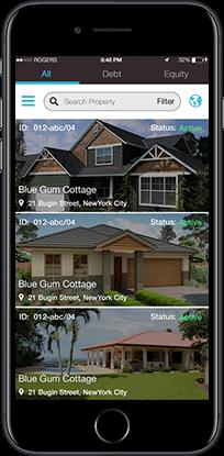 mortgage real estate investor app