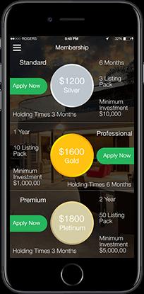 mortgage mobile application app