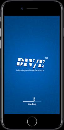 Dive mobile application