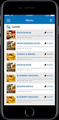 dive food app