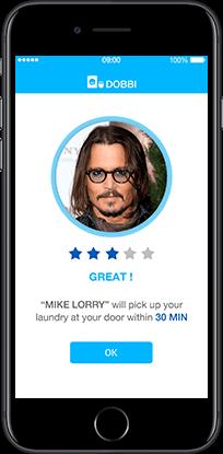 dobbi smartphone app