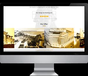exclusive apartments web