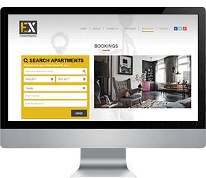 exclusive apartments booking