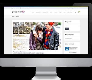 global mart web application