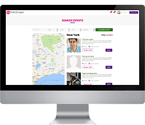 perfect stranger travel web application