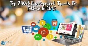 Top Web Development Trends 2018