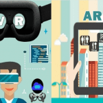 Augmented Reality VS Virtual Reality | AR VR Infographic