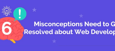 Top Misconceptions About Web Development – Infographic
