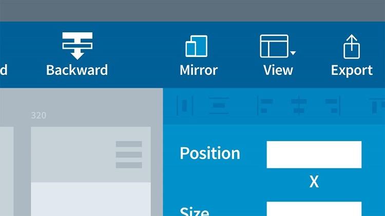 ux design element ux vs ui infographic