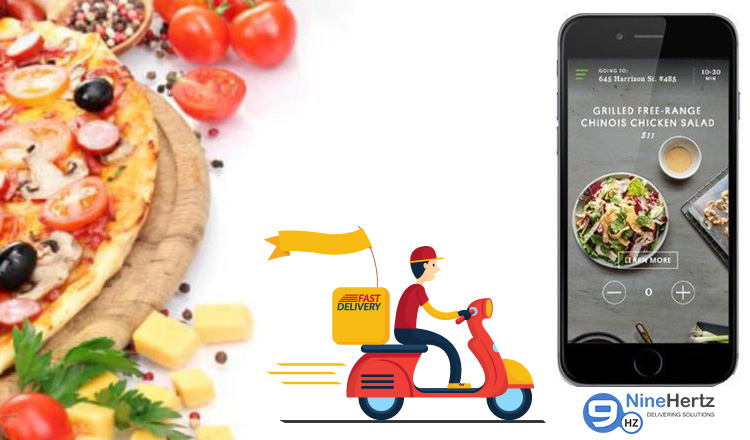 On-Demand Apps food delivery