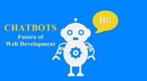 chatbot for web development