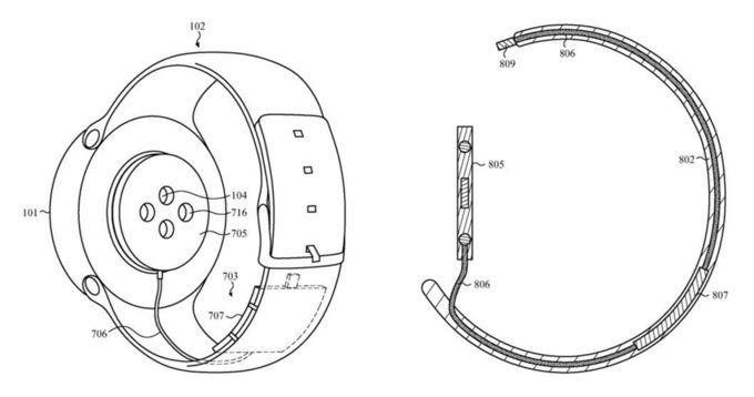 apple watch battery starp