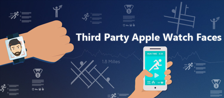 Third Party Apple Watch Faces Support Under Development
