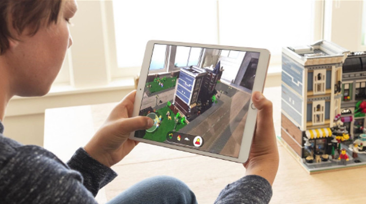 Augmented Reality iOS 12 3D object detection