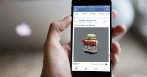 facebook f8 3D Photos