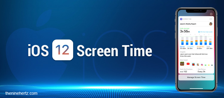 Apple iOS 12 Screen Time Feature – All You Need Know