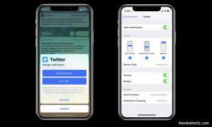 ios 12 notifications update 3d touch