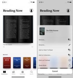 top ios 12 features apple book