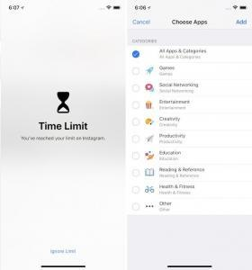 top ios 12 features screen time
