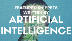 AI Impact UX Designing google featured snippet