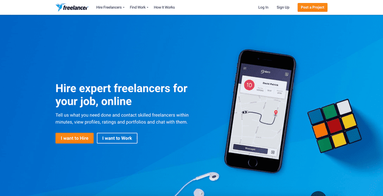 how to hire ui ux designer freelancer