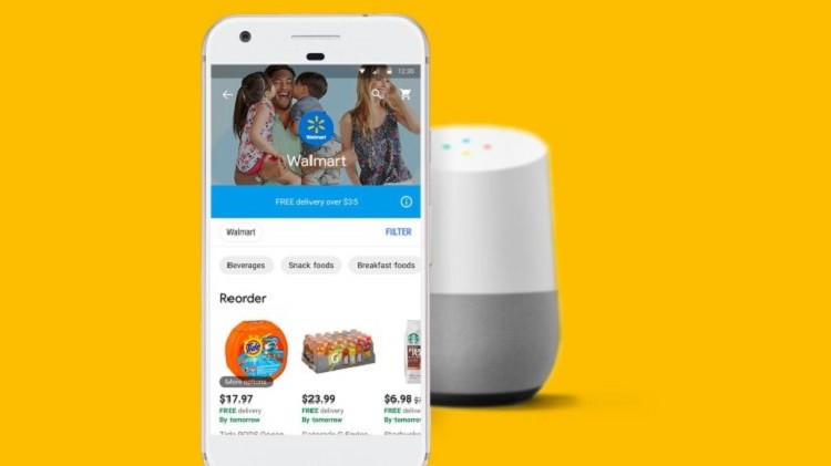 E-Commerce Solutions voice search wallmart