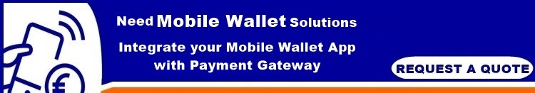 mobile wallet app request a quote