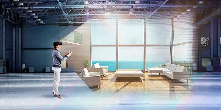 construction technology 3d modelling vr