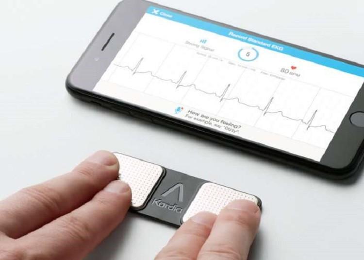 healthcare apps impact kardia