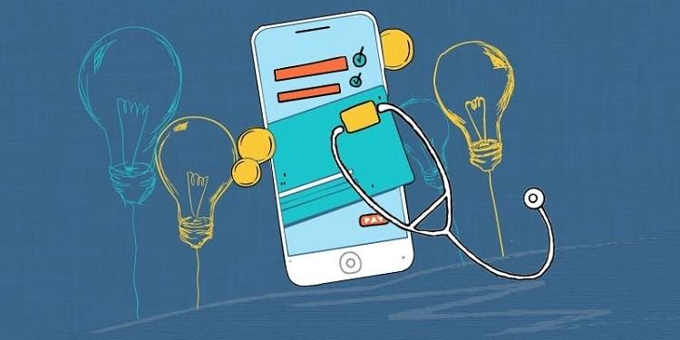 healthcare mobile wallet app